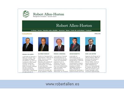 Robert Allen Horton